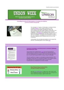 thumbnail of UNISON Week 253