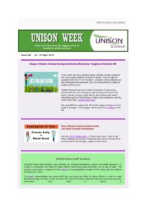 thumbnail of UNISON Week 254
