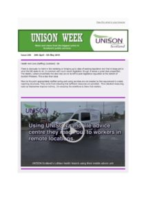 thumbnail of UNISON Week 256