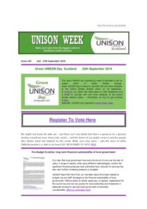 thumbnail of UNISON Week 263