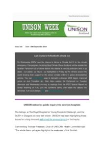 thumbnail of UNISON Week 265