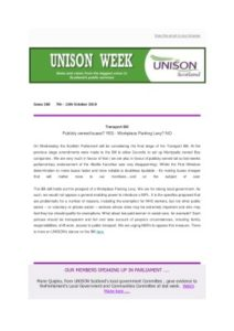 thumbnail of UNISON Week 266