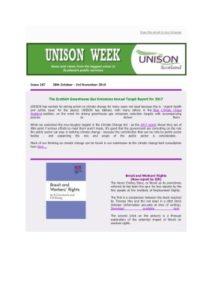 thumbnail of UNISON Week 267