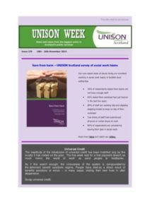 thumbnail of UNISON Week 270