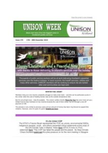 thumbnail of UNISON Week 274