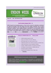 thumbnail of UNISON Week 279