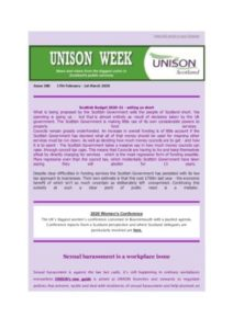 thumbnail of UNISON Week 280