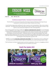 thumbnail of UNISON Week 314