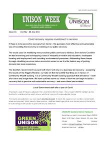 thumbnail of UNISON Week 315