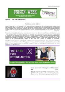 thumbnail of UNISON Week 319