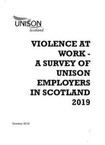 thumbnail of UNISON Workplace Violence report (2019) (1)
