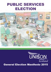 UNISONScotlandManifesto2015-thumbnail