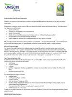 thumbnail of Understanding fuel bills and statements