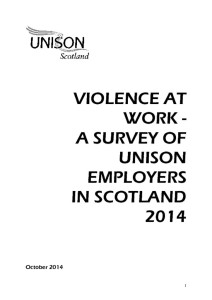 thumbnail of ViolenceAtWorkSurveyOctober2014