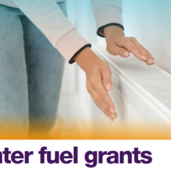 Winter fuel grant - now closed (22 Feb 21)