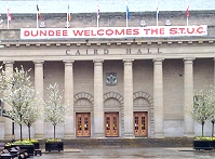 STUC Caird Hall Dundee