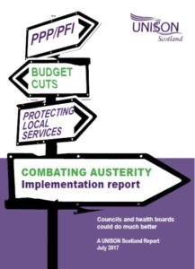 Combating Austerity Implementation