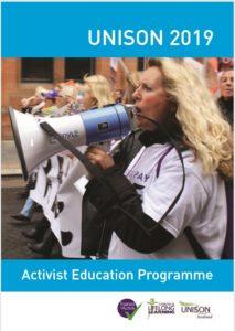 2019 Activist Training Programme