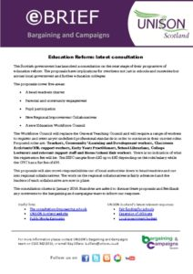 thumbnail of e-briefing education reform November 2017