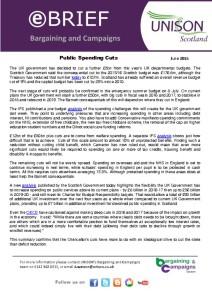 thumbnail of e-briefing_PublicSpendingCuts_June2015