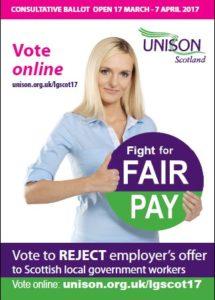 Fair Pay Leaflet