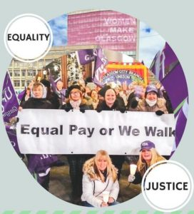 Glasgow equal pay