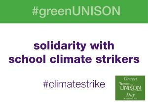 thumbnail of greenUNISON solidarity with climate strikers