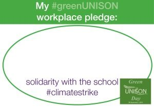 thumbnail of greenUNISON workplace pledge card