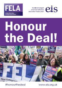 Honour the deal