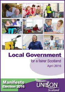 thumbnail of local government for a fairer Scotland
