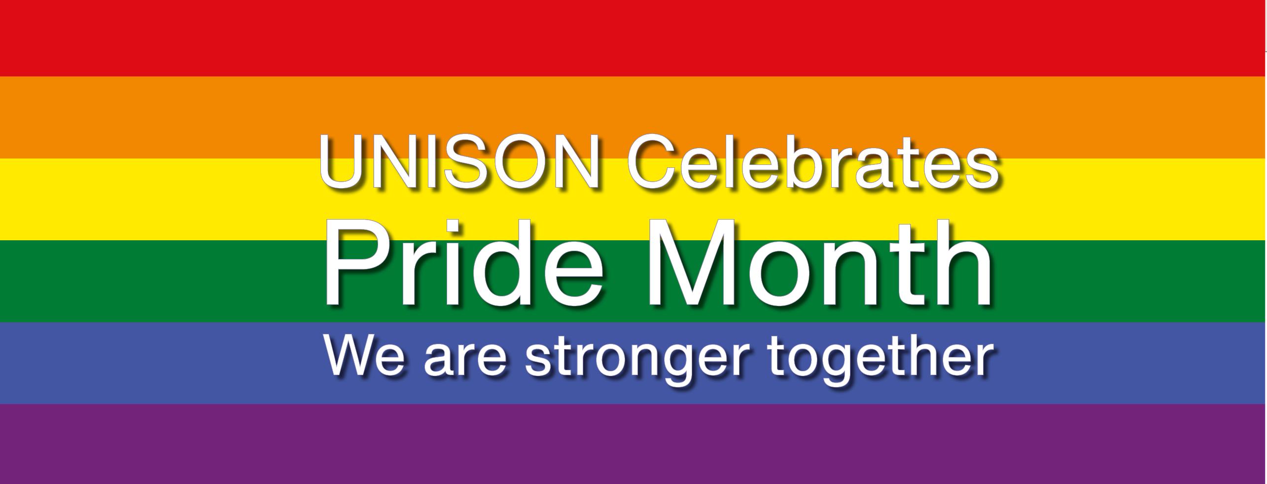 pride month slider