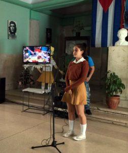 Junior high school Havana