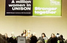 Scotland at Women's Conference