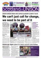 Scotland in UNISON 151 August 2021