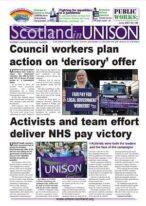 Scotland in UNISON June 2021