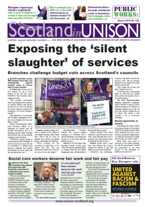 Scotland in UNISON 136 March 2019