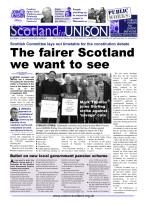 Scotland in UNISON November 2013