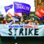Glasgow equal pay strike