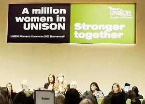 UNISON Women's Conference