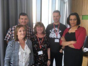 Scotland NEC members 2019