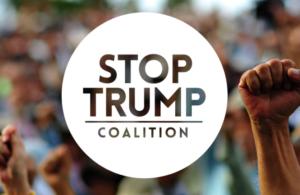 Scottish protests against Trump's visit - Tues 4 June